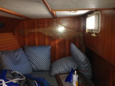 Aft starboard stateroom