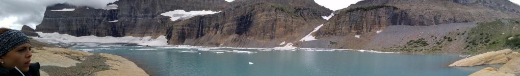 Grinnell Glacier.
