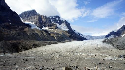 Columbian Ice Fields, Jasper National Park