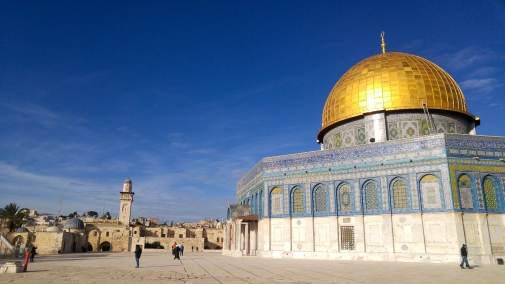 Dome of the Rock, Jer