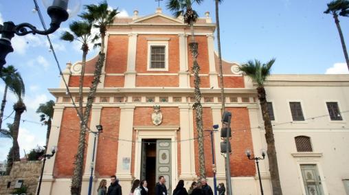 St. Peter's Monastery, Joffa