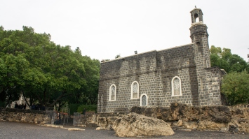 St. Peter's Primacy on the Sea of Galilee