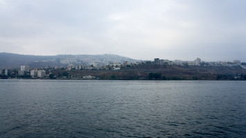Looking at Tiberias