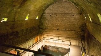 Cistern under Jerusalem